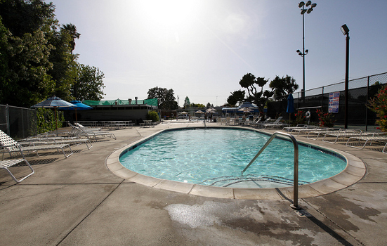 Swimming Tennis And Fitness Club In San Jose