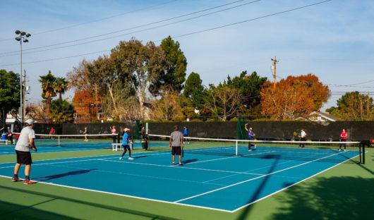 SJSRC Tennis Court